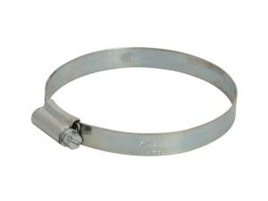 4 Hose Clip - Zinc MSZP 70 - 90mm