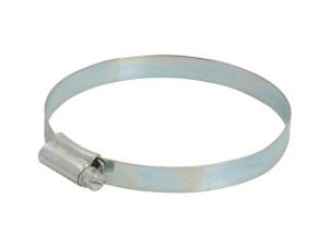 4X Hose Clip - Zinc MSZP 85 - 100mm