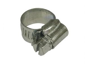 OX Hose Clip - Zinc MSZP 18 - 25mm