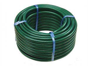PVC Reinforced Hose 50m 12.5mm (1/2in) Diameter
