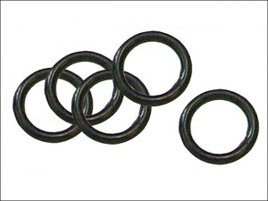 O-Rings for Brass Hose Fittings (Pack of 5)
