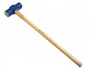 Sledge Hammer Contractors Hickory Handle 6.35kg (14lb)