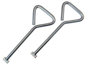 Manhole Keys (Pair) 320mm