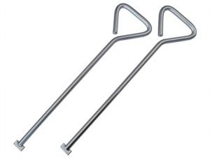 Manhole Keys (Pair) 520mm