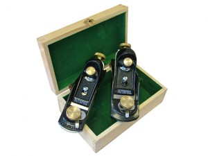 No.9.1/2 & No.60.1/2 Block Planes in Wooden Box