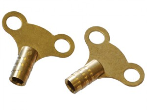 Radiator Keys - Brass (card 2)