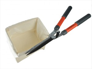 Samurai Hedge & Grass Shears With Bag