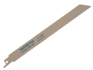 Bi-Metal Sabre Saw Blade S1118BF (Pack of 5)