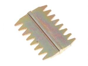 Scutch Combs 38mm (1.1/2in) Pack of 5