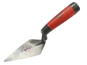 Pointing Trowel Forged London Pattern Soft Grip Handle 4.1/2in