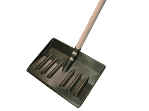 Plastic Snow Shovel with Handle