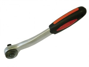 Ratchet Handle Quick Release 72 Teeth 3/8in Drive