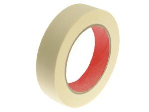 Low Tack Masking Tape 25mm x 50m