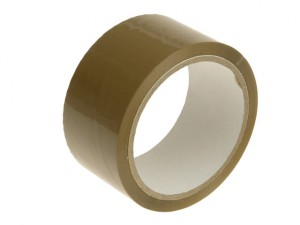 Parcel Tape 48mm x 50m Brown