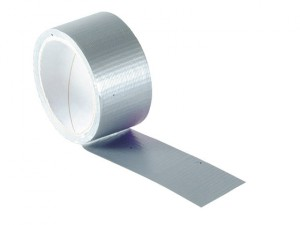 Power Stik Waterproof Tape 50mm x 10m Silver