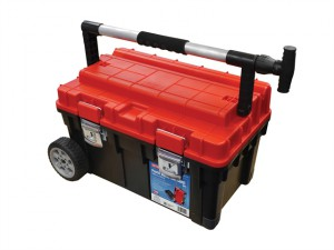 Plastic Mobile Tool Chest 23in