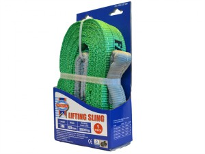 Lifting Sling Green 2 Tonne 60mm x 3m