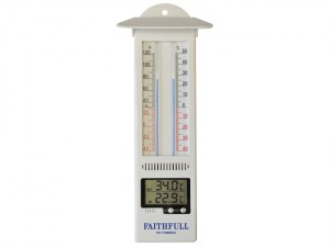 Thermometer Digital Max-Min