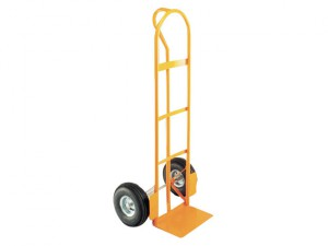 Box Sack Truck with P Handle