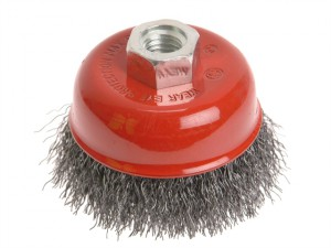 Wire Cup Brush 125mm x M14 x 2 0.30mm
