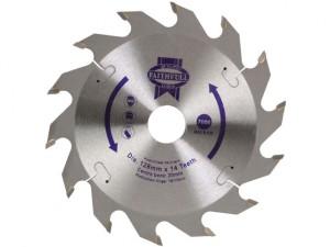 TCT Circular Saw Blade 128 x 20mm x 14T POS