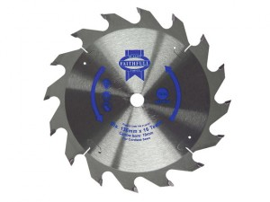 Trim Saw Blade 150 x 10mm x 24T Fast Rip