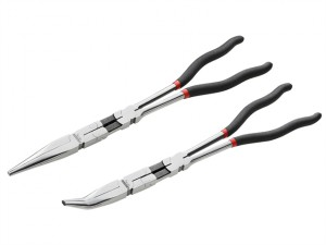 Extra Long Reach Pliers Set 2 Piece