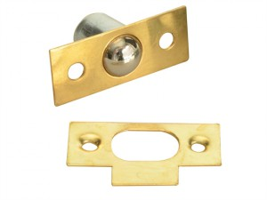 Bales Catch -Brass Finish Pack of 2