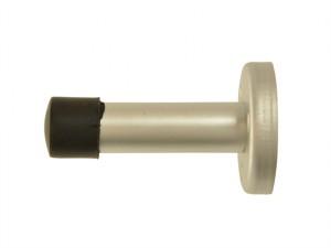 Projecting Door Stop Aluminium 68mm
