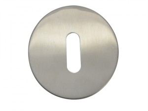 Escutcheon Stainless Steel Oval Profile