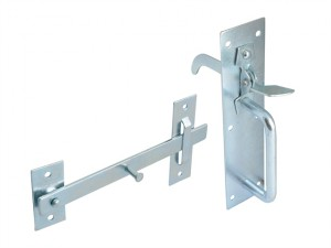 Suffolk Latch - Zinc Plated