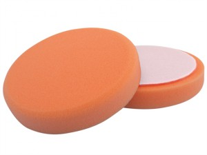 Orange Firm All-Round Polishing Pad 150mm