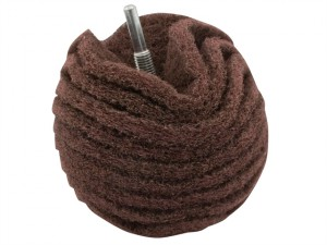 Scruff Ball 100mm / 4in Maroon Very Fine