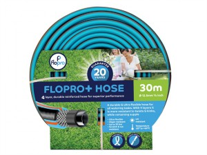 Flopro + Hose 30m 12.5mm (1/2in) Diameter