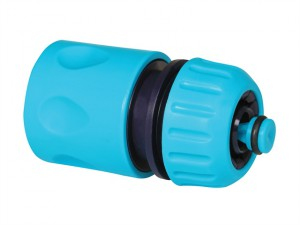 Flopro Water Stop Hose Connector 12.5mm (1/2in)
