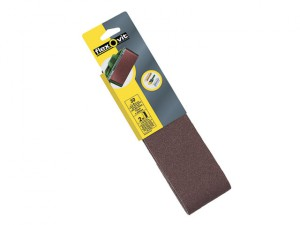 Cloth Sanding Belts 533 x 75mm Assorted (Pack of 6)