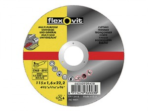 Multi-Purpose Cutting Disc 230 x 22mm