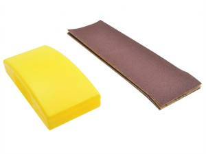 Lightweight Sanding Block Kit 70 x 230mm (5)
