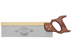 256 Brass Back Tenon Saw 350mm (14in) 13tpi