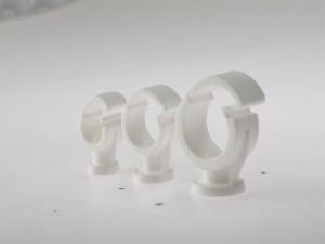 Pipe Clip Single Cliplock 22mm Box 100