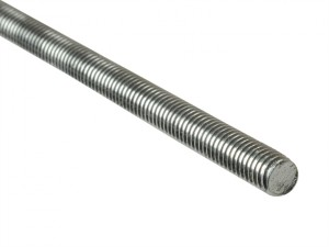 Threaded Rod Stainless Steel M12 x 1m Single