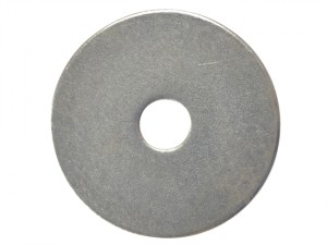 Flat Repair Washers ZP M8 x 40mm Bag 10