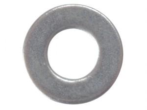 Flat Washer Form B ZP M5 Bag 100