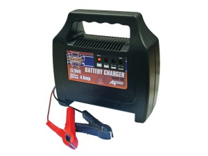 Battery Charger 20-65ah 4 amp