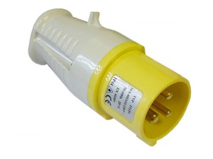 Yellow Plug 16 amp 110V