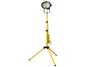 Single Tripod Site Light 500W 110V