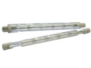 78mm Halogen Tubes Class C 150W 240V (Pack of 2)