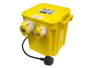 5Kva Triple Outlet Transformer