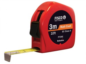 PFC3ME Pro Flex Pocket Tape 3m/10ft (Width 13mm)