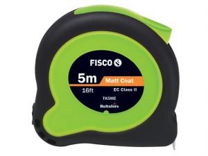 Tuf-Lok Hi Vis Tape Measure 5m / 16ft (Width 19mm)